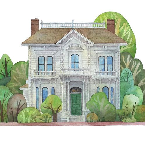 Rangstoff House