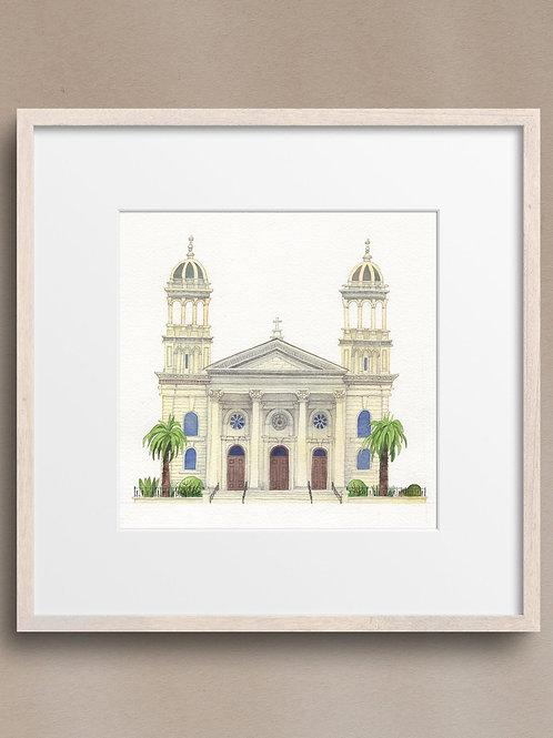 Cathedral Basilica of St. Joseph, SanJose