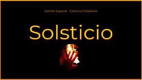 Edición Especial Solsticio . Dedicada a Juan Alejandro Henríquez.