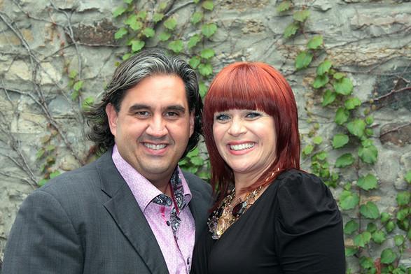 Julie et Marc Hervieux