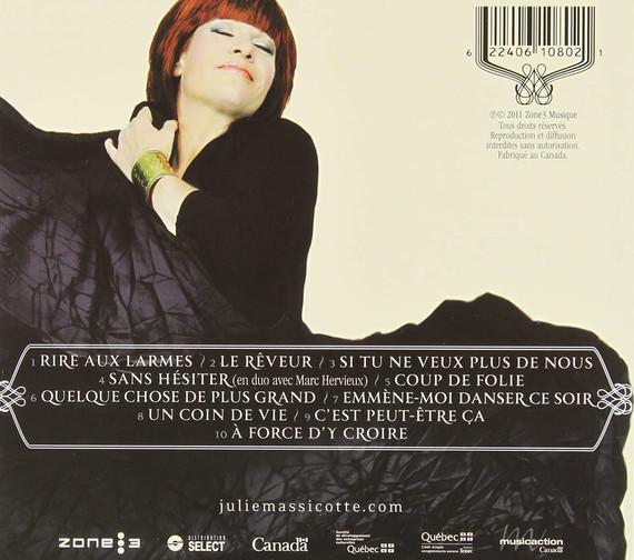 Album Du rire aux larmes