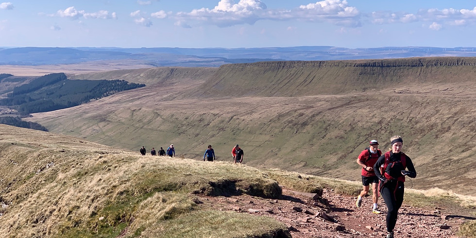 Coached Session - Intro To Fell Running (Pen Y Fan)