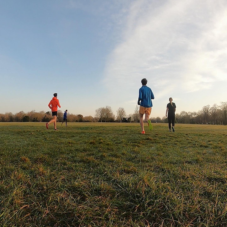 Coached Session - Interval Training