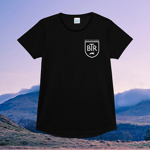 Bristol Trail Runners Womens T-Shirt