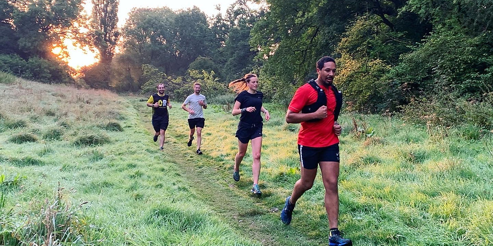 LOCATION CHANGE - Frome Valley & Stoke Park 21k