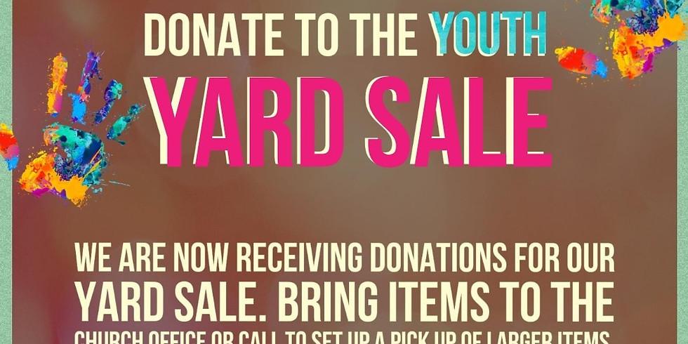 Youth Yard Sale