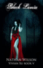 Black Lamia, mystery and crime thriller novel by author Nathan Wilson