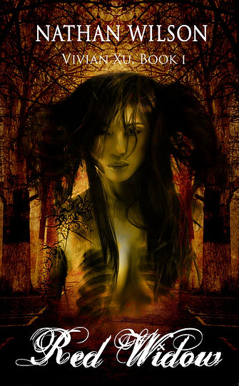Red Widow horror novel by author Nathan Wilson