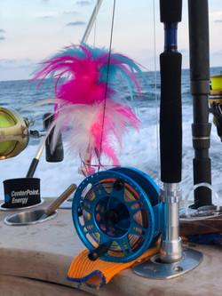 Ecuador Fly Fishing Sailfish on Fly
