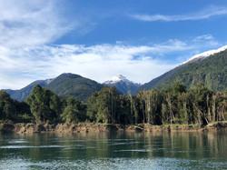 Patagonia Chile Rio Puelo
