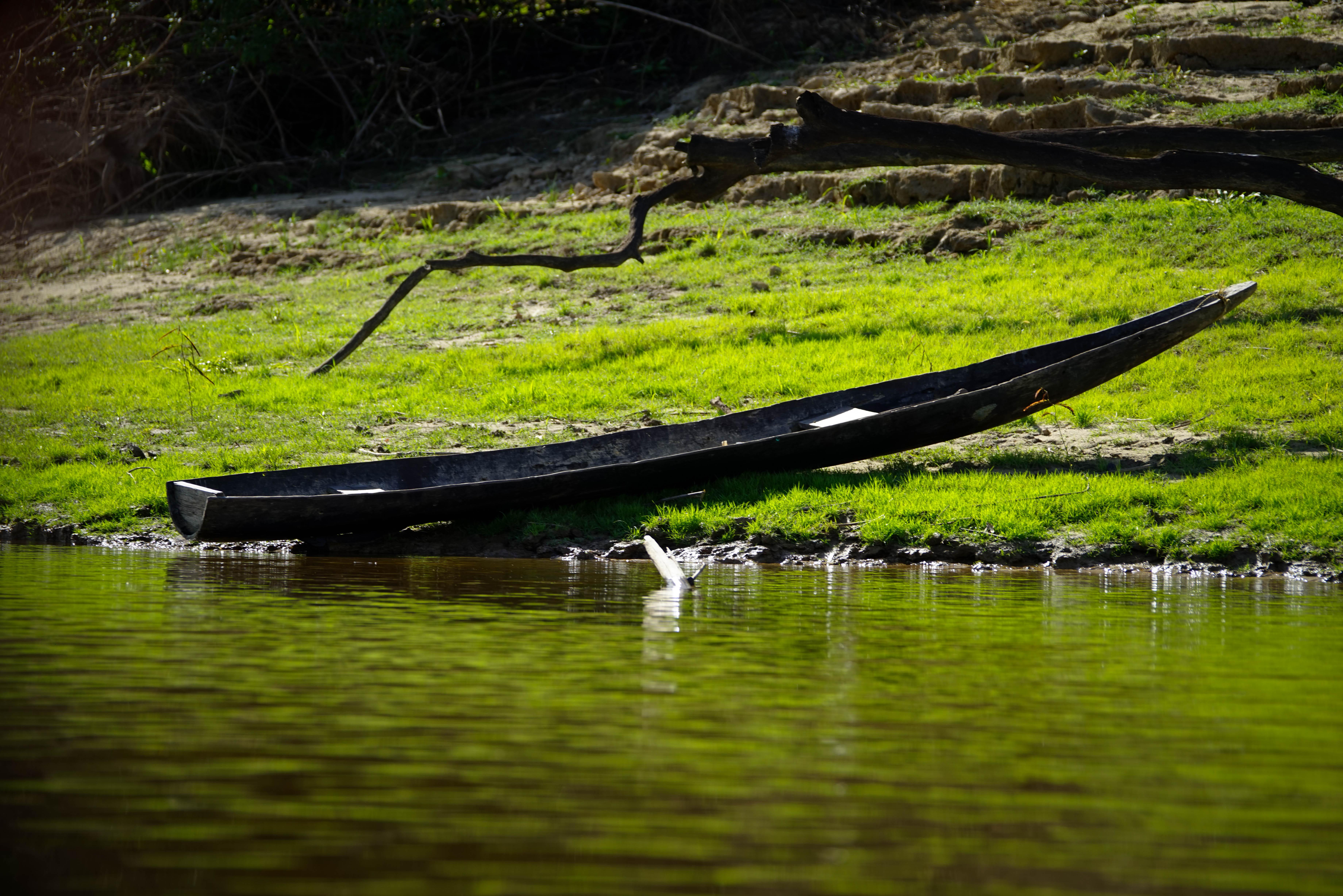 Canoe Tucunare Lodge Colombia