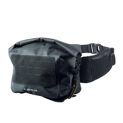 DRY HIP BAG 7L, BLACK