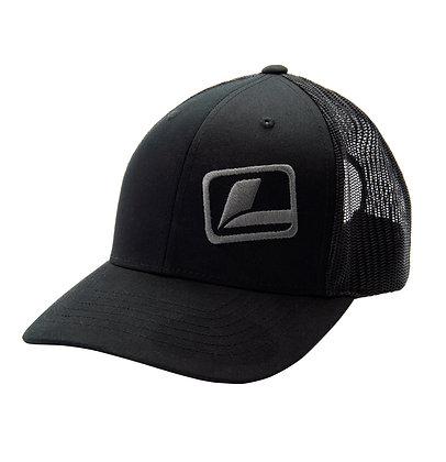 STEALTH CAP, BLACK