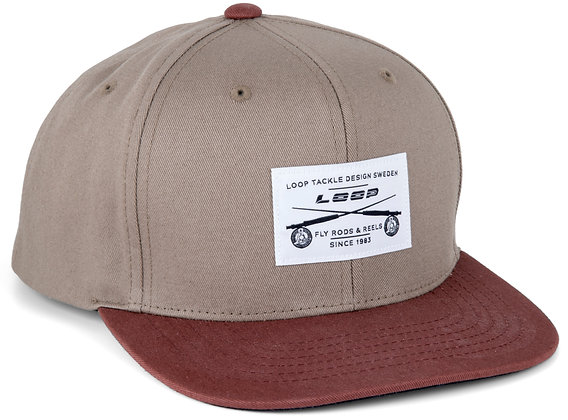 Loop Retro Flat Cap