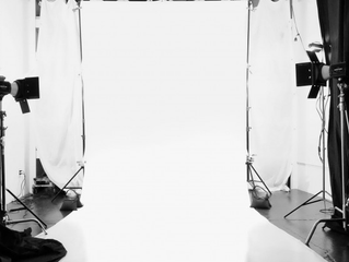 How to Light & Shoot a Seamless White Background from Start to Finish