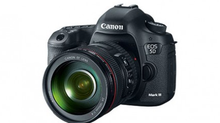 WHERE IS THE CANON 5D MARK 4