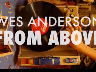 Wes Anderson // From Above