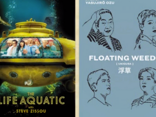 Films of Yasujiro Ozu and Wes Anderson