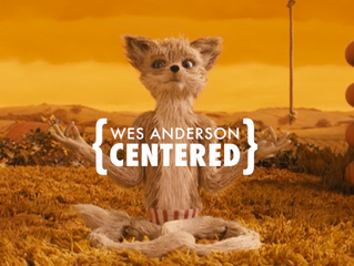 Wes Anderson's Symmetrical Compositions