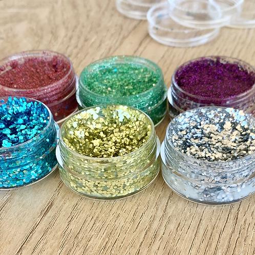 Eco Glitter Gift Set