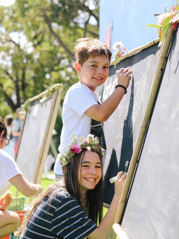 KNC Giant Chalkboards