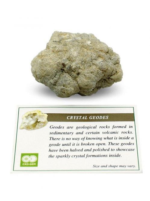 Natural Quartz Geodes