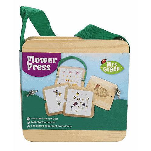 Large Flower Press