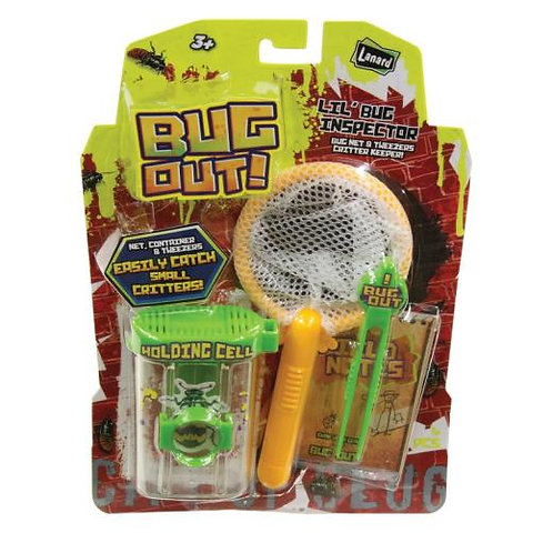 Bug Out! Lil' Bug Inspector