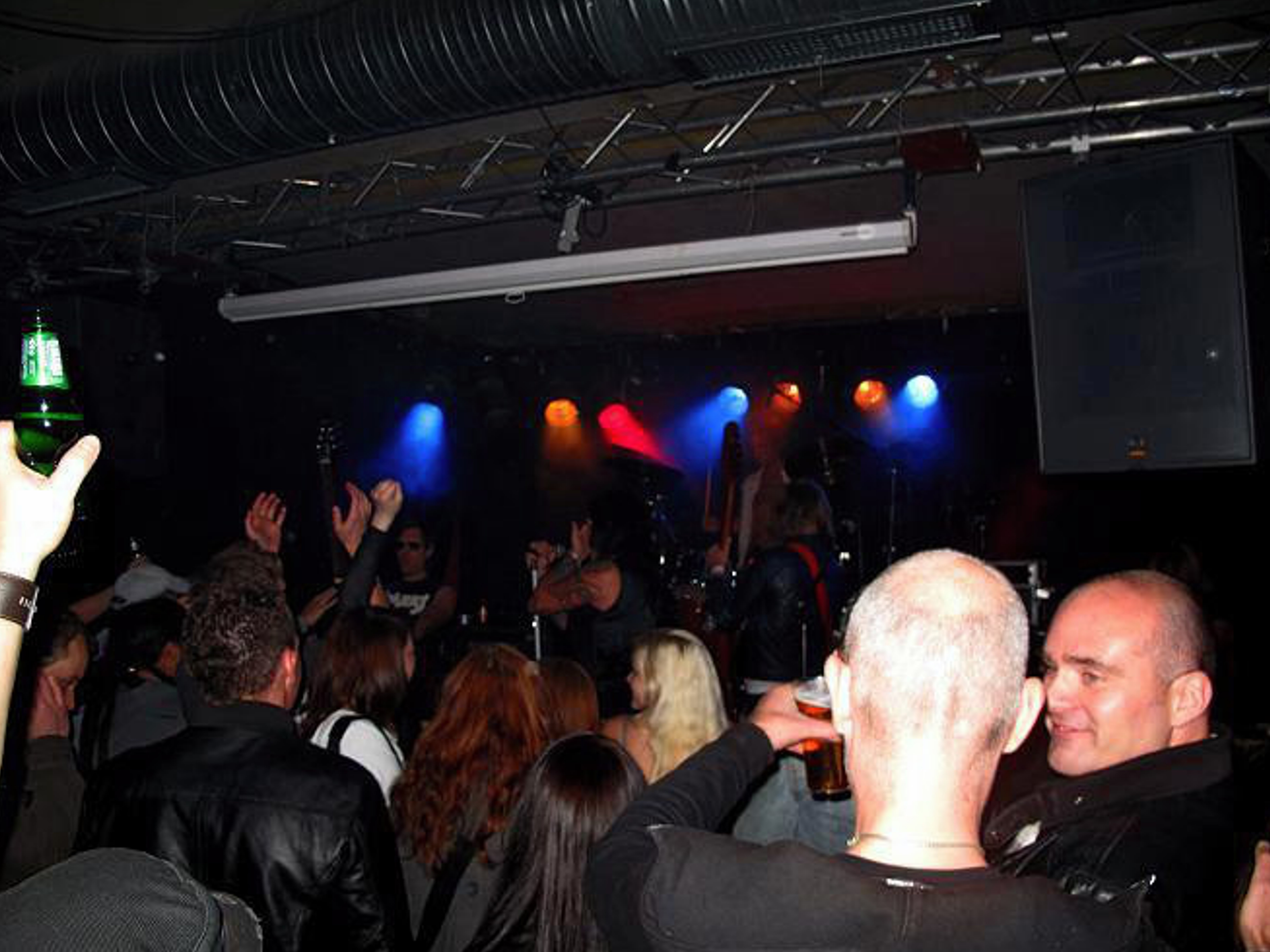 Inside Rock Cafe 2010