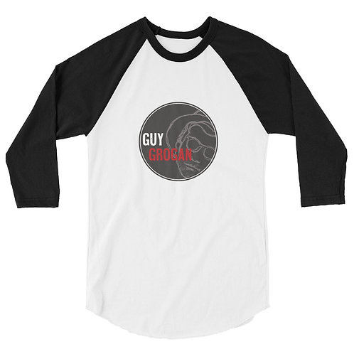 Guy Grogan 3/4 Sleeve Raglan Shirt