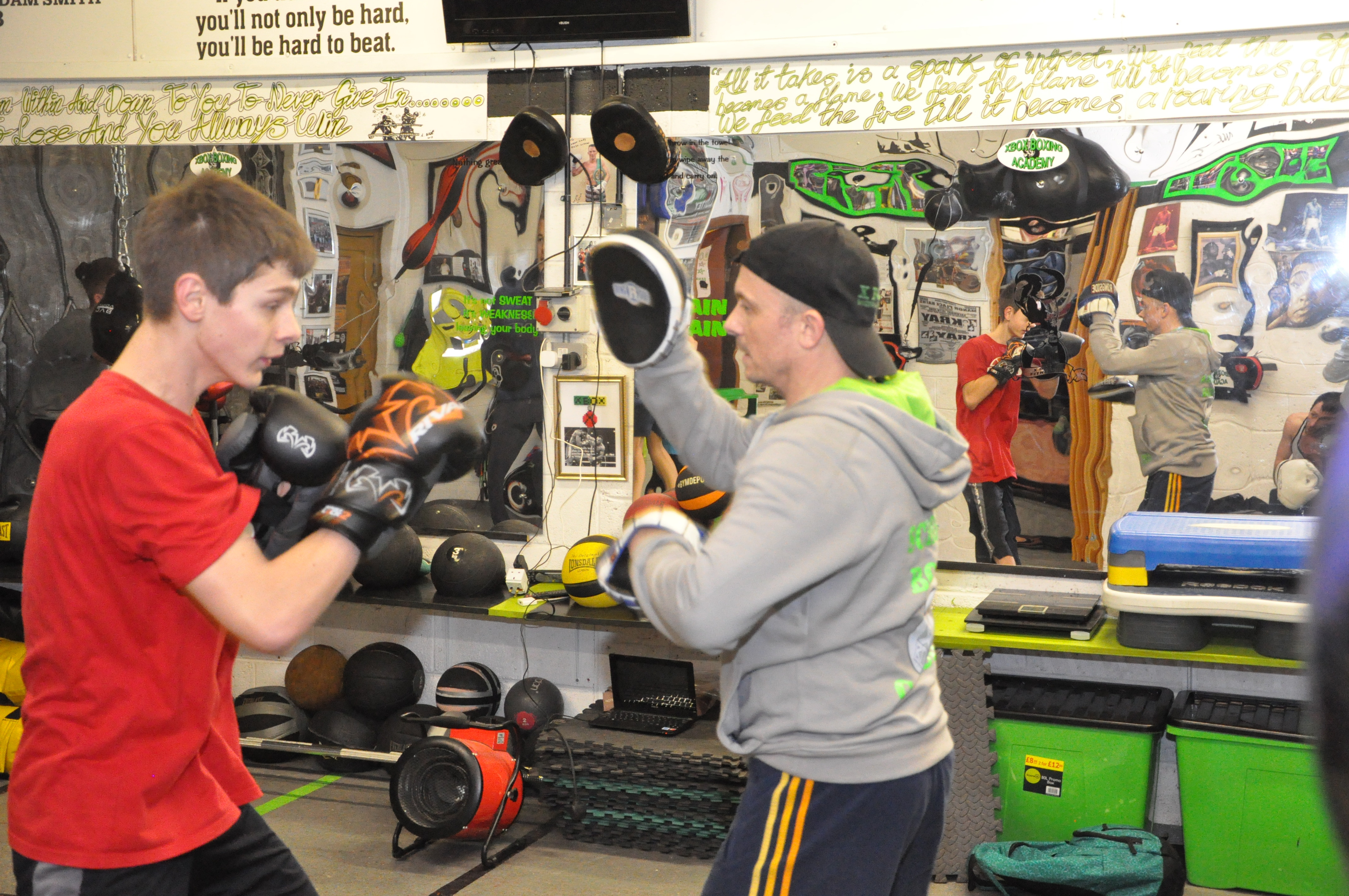 Personal Boxing Training Sessions