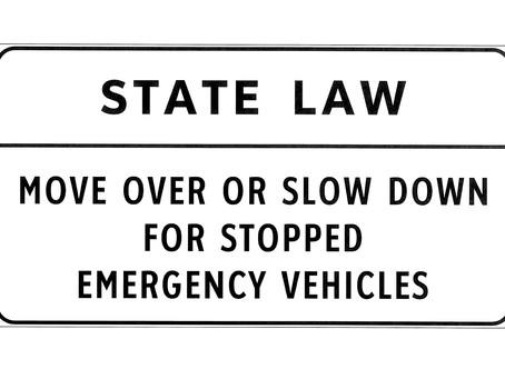 Oklahoma Move-Over Law