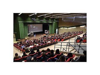 500 giovani dell'artistico Sello allo #z