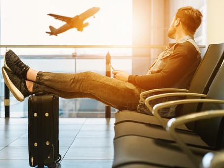 Cómo perder un vuelo con (cierta) dignidad