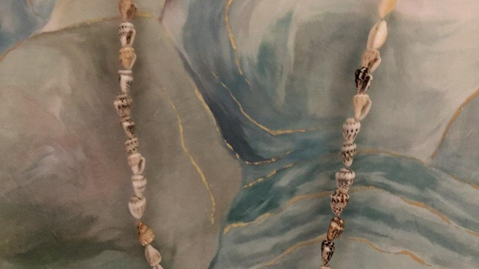 Mermaid Chain for Face Masks