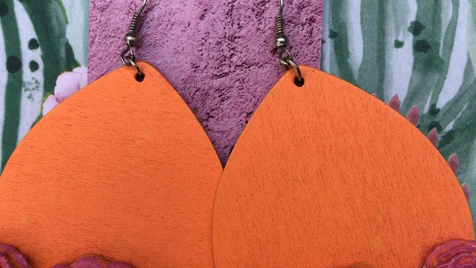 De Colores Earrings