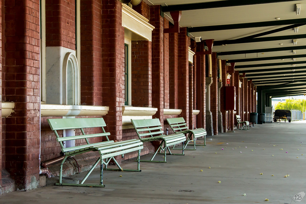 Old Railway Station, Townsville
