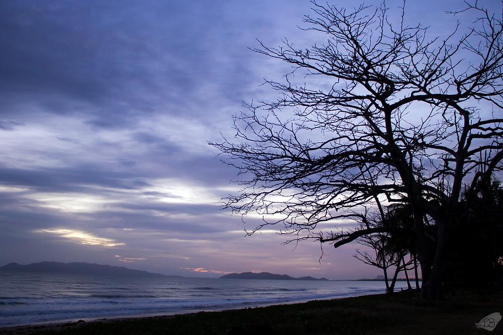Sunrise at Saunders Beach
