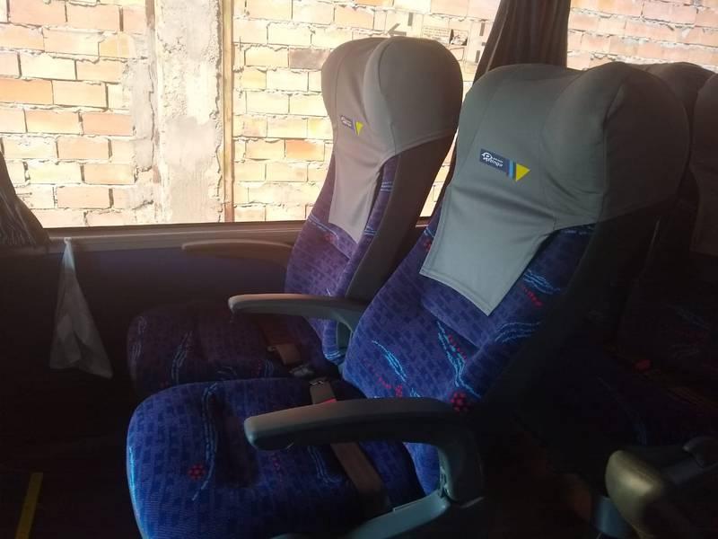 Micro Ônibus 63 - Fretamento