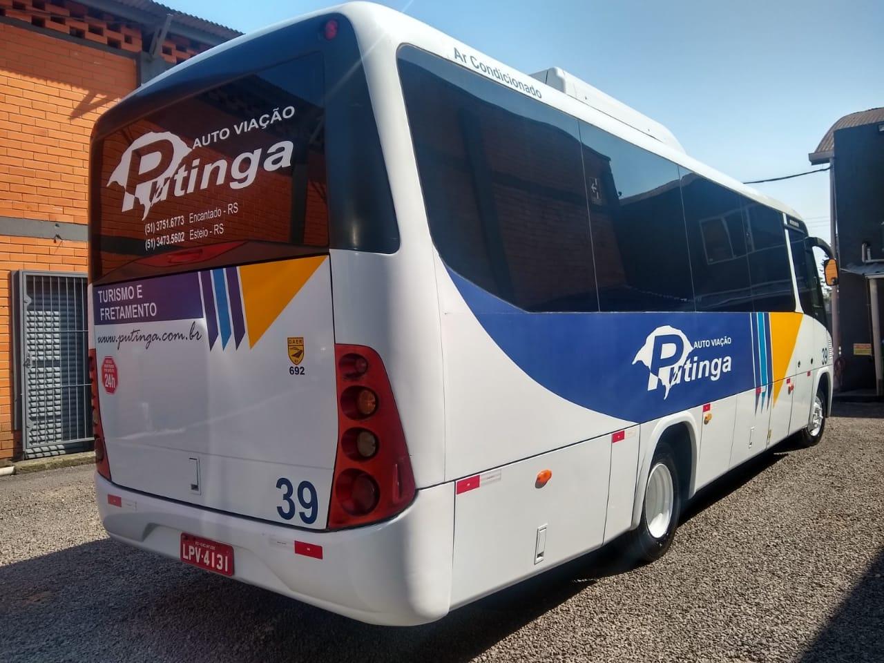 Seminovos Putinga - Ônibus 39