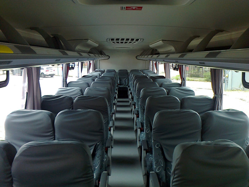Putinga - Onibus 37 / Interior