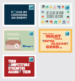 Predatory Thinking Branding for The Gate/Dave Trott