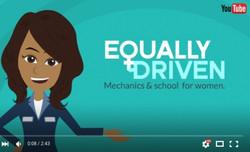 Equally Driven Mechanics for Women