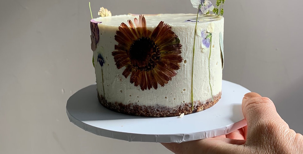 Mini Nature Cake - in vanilla