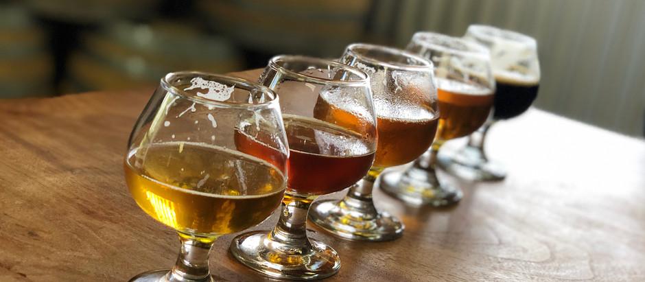 Friends + Birthday + Beer = Birthday Beer Tasting Tour