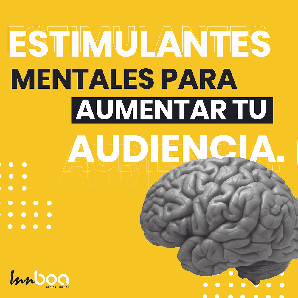 Estimulantes mentales para aumentar la audiencia en RRSS