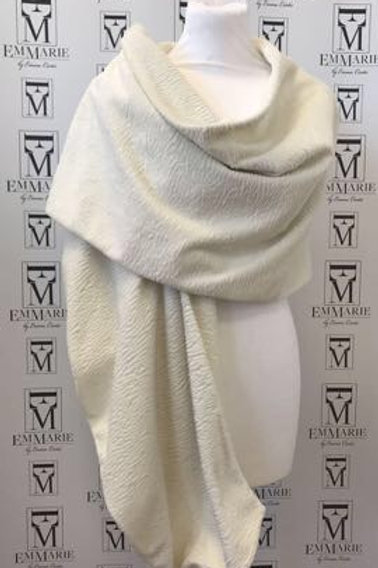White soft wrap