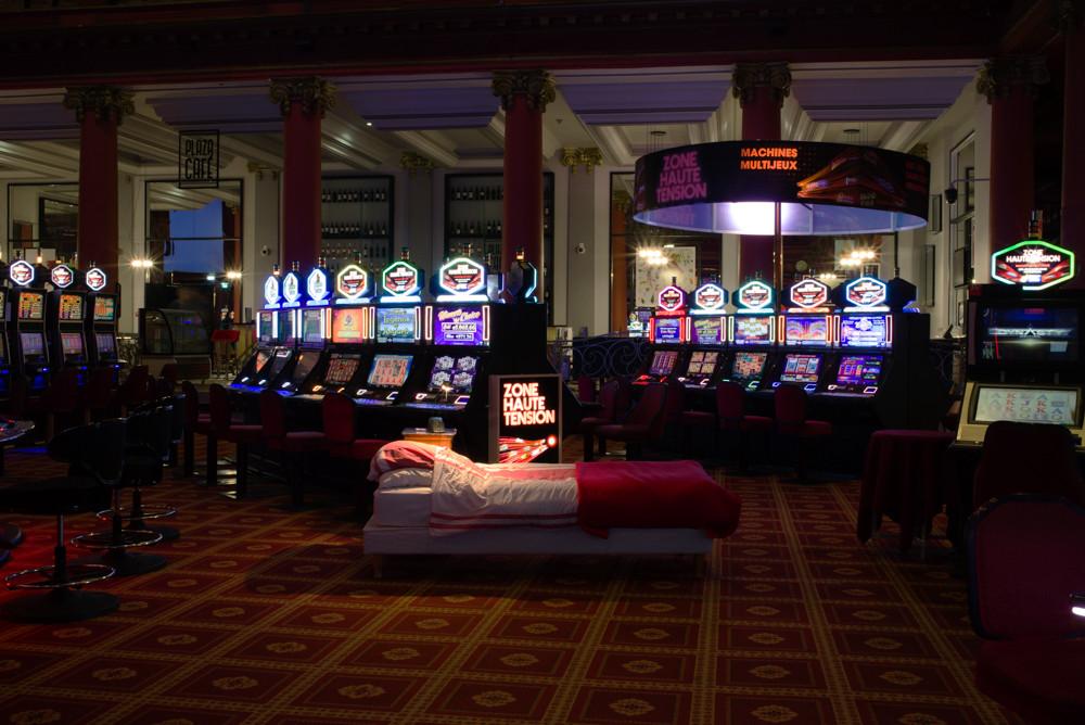 Impression Casino avec profil et recadra