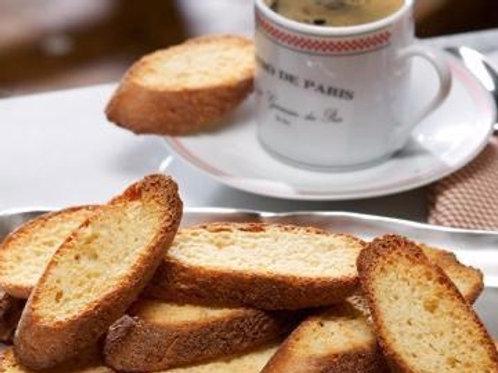 Rusk Bread