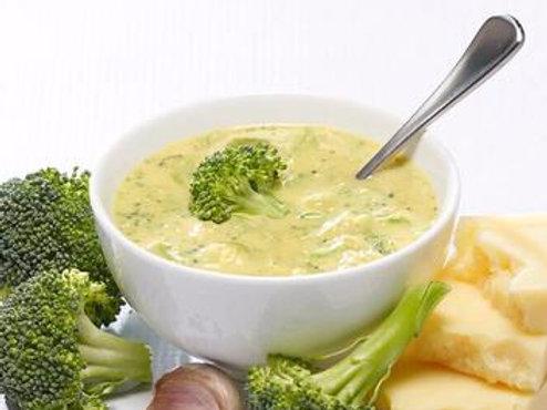 VLC Soup Flavor Pack Farmhouse Cheddar & Broccoli (Box of 7)